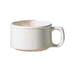 GET BF-080-IV 11 oz Soup Mug, Melamine, Ivory