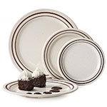 GET BF-090-U 9 in Dinner Plate, Melamine, Centennial Ultraware