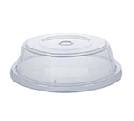 GET CO-90-CL Plate Cover, Fits Plates 8-1/2 in to 9-1/4 in Clear