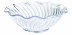 GET DD-60-CL 6 oz Dessert Dish, SAN Plastic, Clear