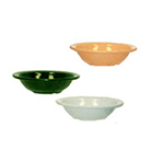 GET DN-410-HG 10 oz Grapefruit Bowl, 5-7/8 in Melamine, Hunter Green, Supermel