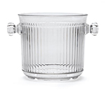 GET HI-2015-CL 2.5 Qt. Ice Bucket, Polycarbonate, Clear
