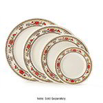 GET M-412-CG 6 in Bread & Butter Plate, Melamine, Dynasty Garden