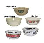 GET M-606-TD 24 oz Bowl, Melamine, Japanese Traditional