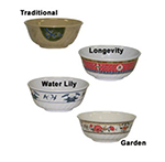 GET M-607-TD 32 oz Bowl, Melamine, Japanese Traditional
