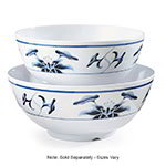 GET M-707-B 40 oz Bowl, Melamine, Dynasty Water Lily