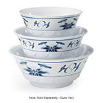 GET M-806-B 24 oz Bowl, 6 in, Wave, Melamine, Dynasty Water Lily
