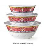 GET M-806-L 24 oz Bowl, 6 in, Wave, Melamine, Dynasty Longevity