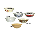GET M-810-W 2 4oz Bowl, 6-3/8 in, Melamine, White, Supermel