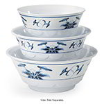 GET M-812-B 52 oz Bowl, 8-3/4 in, Melamine, Dynasty Water Lily