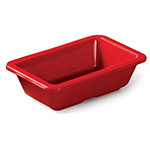 GET ML-123-RSP 4 oz Sauce Dish, Melamine, Red Sensation