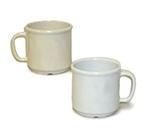 GET S-12-IV 12 oz Coffee Mug, SAN, Ivory