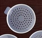 GET SC-180-LID-M Necessities Dredge Lid, for SC-180 Dredge, Medium Holes