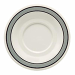 GET SU-2-CA 5-1/2 in Saucer, Melamine, Cambridge