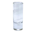 GET SW-1408-CL 3 oz Shooter Glass, Clear, SAN Plastic