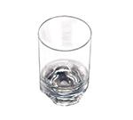 GET SW-1424-CL 12 oz Rocks Glass, SAN Plastic, Clear