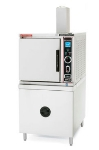 Market Forge ETP5GNG Convection Steamer, Floor Model, 5 Pan Capacity, NG