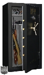 Mesa Safe MBF6030C Gun Safe w/ Combination Lock, 12.1-cu ft, 20-Rifle, Black