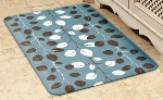 Wellness Mats 32SC118A Sweet Bay Pattern Decorative Mat Cover, 3 x 2-ft, Cantera