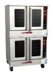 Southbend ES/20SC 4803 2-Deck Standard Convection Oven, Solid State Control, 480/3 V