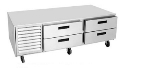 Southbend 30120SB 120-in Freezer Base w/ (4) 18-in & (4) 26-in Drawers