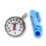Taylor 6096N Pocket Thermometer w/ 1-Point Calibration, -40 to 160 F Degrees