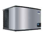 Manitowoc Ice IY-0455W-161 Ice Maker, Half Cube, 450-lb/24-Hr, Water Cooled, 115 V