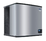 Manitowoc Ice IY-1205W-263 Ice Maker, Half Cube, 1205-lb/24-Hr, Water Cooled, 208-230/3 V