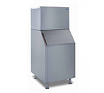 Manitowoc Ice MB4844 Marine Ice Bin, 672 lb. Capacity, Stainless Steel Interior & Exterior Cabinet