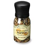 Olde Thompson 102004 Disposable Spice Grinder, Citrus Pepper