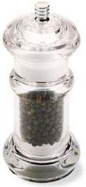 Olde Thompson 30053500 Peppermill/Salt Shaker Combo, Premier, Clear Acrylic