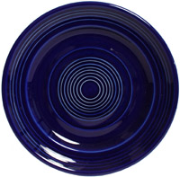 Tuxton CCA-074 Plate, 7-1/2 in, Concentrix Cobalt