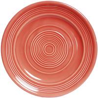 Tuxton CNA-090 Plate, 9 in Concentrix Cinnebar