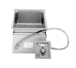 Wells MOD-100TD 230 1-Pan Built In Food Warmer w/ Thermostatic Controls, Drain, Export