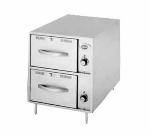 Wells RWN-3 3-Drawer Narrow Warming Unit w/ Humidity & Thermostat Controls, 208/240/1 V