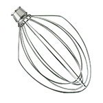 Kitchen Aid K5AWWC Wire Whip for Kitchen Aid Stand Mixer, NSF