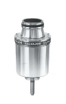 Salvajor 500-CA-MSS Complete Disposer Package, 5 HP, 12 in Cone, Choose Voltage