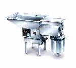 Salvajor 500-PSM Pot/Pan ScrapMaster, Scrapping, Pre-Flushing & Disposer, 5 HP, Choose Voltage