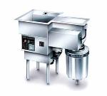 Salvajor 500-SM ScrapMaster, Scrapping, Pre-Flushing & Disposer, 5 HP, Choose Voltage