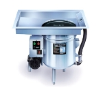 Salvajor P914 Pot/Pan Scrap Collector, Pre-Flushing & Disposer, 3/4 HP,Choose Voltage