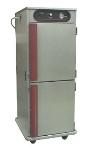 Carter Hoffmann HBU18-12J1XM-D Full-Height Heated Cabinet w/ Double Panel Dutch Doors, 24-Pans