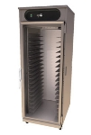 Carter Hoffmann HBU18S1XM Full-Height Heated Cabinet w/ 36-Full Size Pan Capacity, Stainless