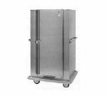 Carter Hoffmann BB100 W/C Heated Banquet Cabinet w/ Plate Carriers, 120-Plates, Stainless