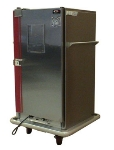 Carter Hoffmann BB48 Heated Banquet Cabinet w/ 60-Plate Capacity, Stainless