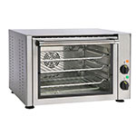 Equipex FC341 Sodir Convection Oven, Electric, Countertop, Single Deck