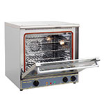 Equipex FC60G 1/2 Size Convection Oven / Broiler, Electric, Single Deck, 208/240 V