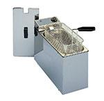 Equipex RF5S Small Fry 10 lb Countertop Electric Fryer, 120 V