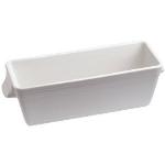Revol 612411 Porcelain Galantine Terrine w/ 1.2-qt Capacity, White