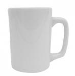 Mayfair 513 11-oz Porcelain Bistro Mug, White