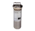 Cuno CFS1610SS SS Series In-Line Water Filtration System, 3/4 in NPT, Booster Heater